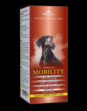 Arthrocol Mobility Komplex ízületvédő tápkiegészítő kutyáknak