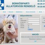 Bükkösparti Állatorvosi Rendelő