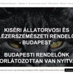 Kiséri Állatorvosi és Lézerszemészeti Rendelő