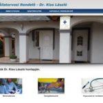 Üdvözöljük Dr. Kiss László honlapján. | Állatorvosi Rendelő - Dr. Kiss László
